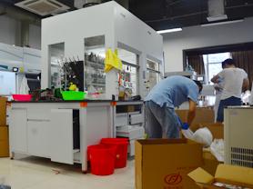 实验室搬迁服务案例