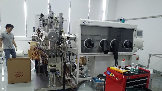 国创新能源研究院实验室仪器整体搬迁