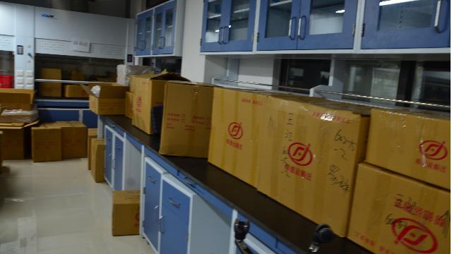 南方科技大学实验室整体搬迁