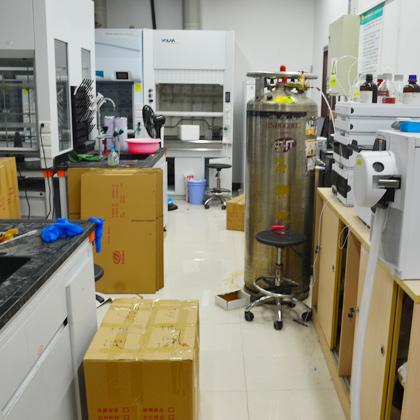 实验设备搬迁