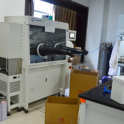 实验仪器安装调试