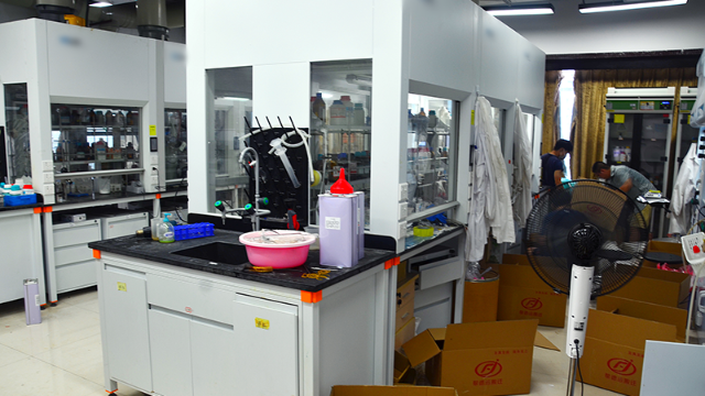 令人头疼的实验室搬迁,帮德运为你支招