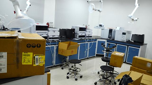 银川实验室bob电竞客户端下载公司郑重强调场地准备的重要性! bobapp苹果版
