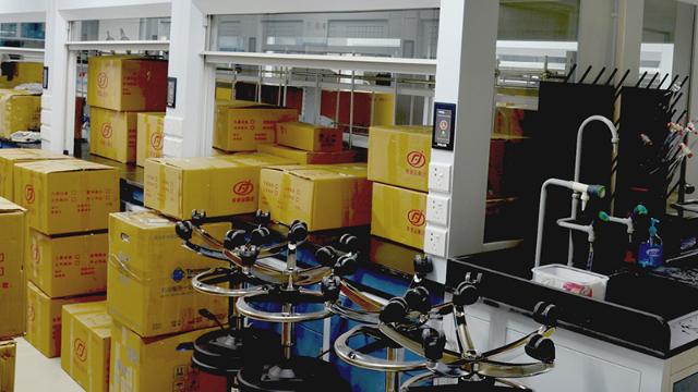 德阳实验室搬迁公司教你区分实验用水|帮德运
