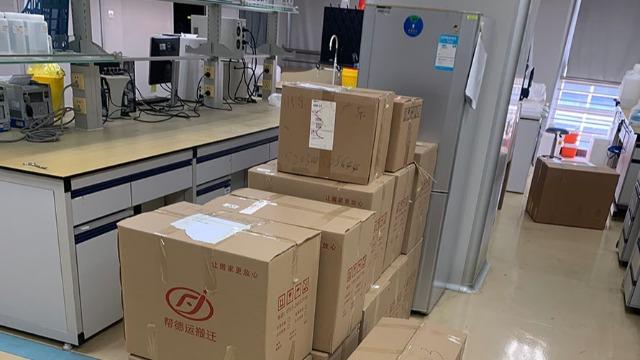 洛阳实验室搬迁公司践行实验室四不伤害|帮德运