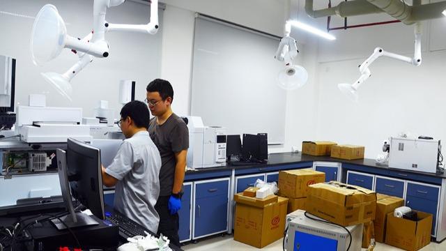 """朝阳实验室搬迁公司教你如何轻松把喷泉""""搬""""回家 帮德运"""