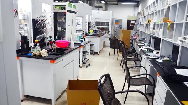 阜阳实验室搬迁公司谈谈含汞废液的处理 帮德运