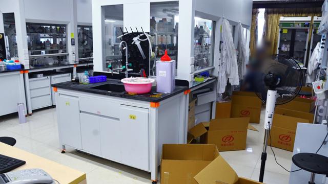 嘉兴实验室搬迁公司与帮德运公司谈实验室仪器的校准问题