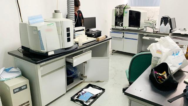 实验室常用的仪器设备都有哪些?