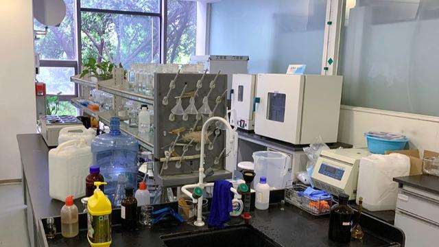 昆明教研实验室bob电竞客户端下载改造,打造一流实验平台