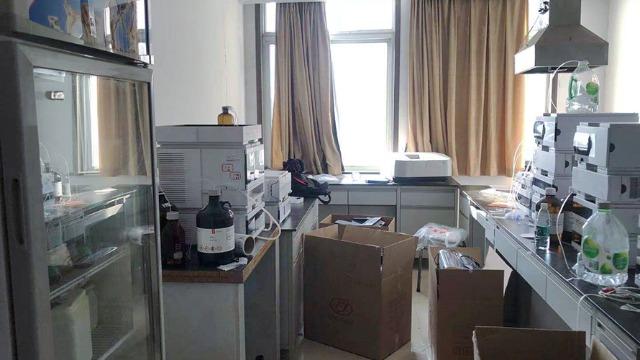吉安市食品药品检验检测中心实验室整体搬迁服务项目顺利完工