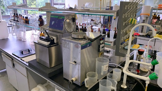 食品药品检验中心实验室整体bob电竞客户端下载经验总结