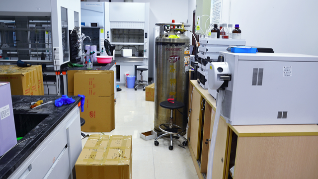 德阳市实验室搬家前需要做好大型搬运设备检查