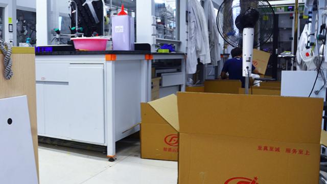 正规实验室搬迁如何有序展开