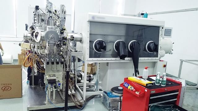 发展中的可克达拉仪器设备搬运公司