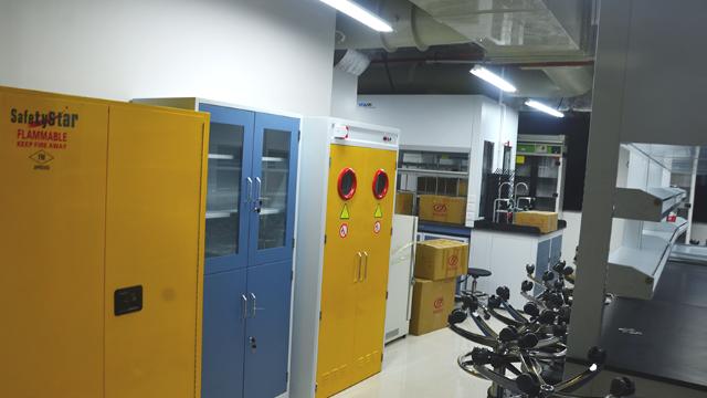 张掖市实验室bob电竞客户端下载公司:签订长期服务协议