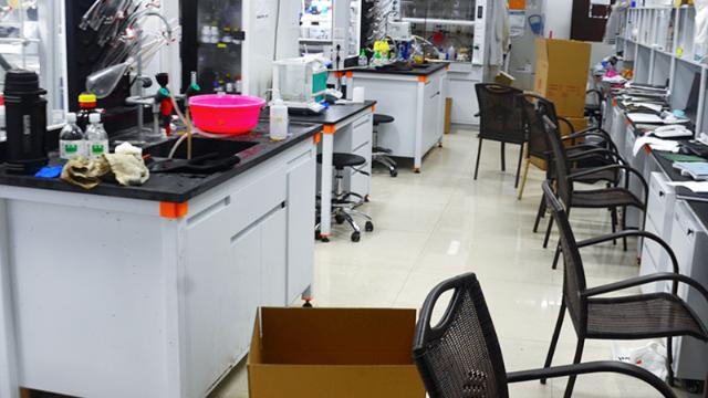 哈密市实验室搬家前要对物品进行归类