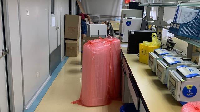 渭南市实验室搬家前要检查好新址的状况