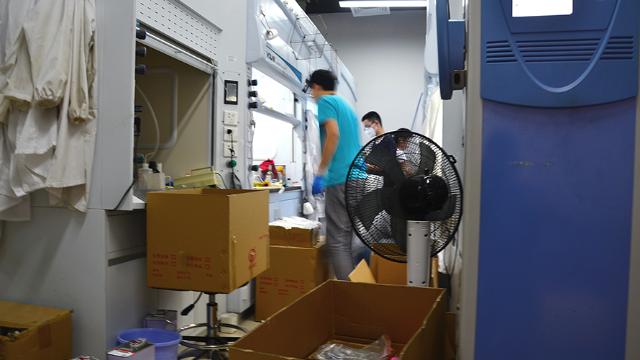 扬州市实验室搬家公司与企业合作加强安全整治