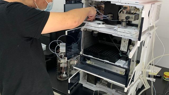 海城市实验室仪器bob电竞客户端下载公司注重员工的培训工作