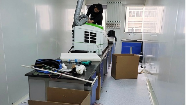 从舞台装备浅谈恩平精密仪器设备bob电竞客户端下载公司发展机遇
