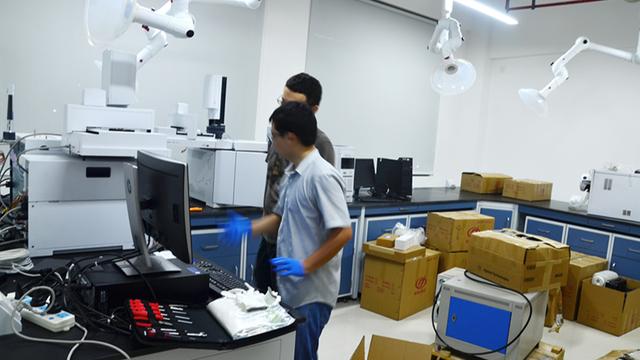 监测站实验室搬迁服务任务繁重