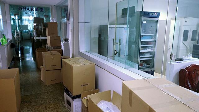 企业转型后,赤峰市实验室搬家迫在眉睫