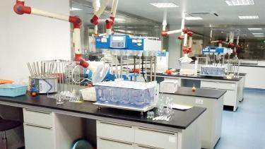 实验室烧杯