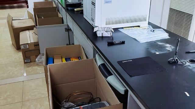 抚顺市实验室搬家不忘排除安全隐患