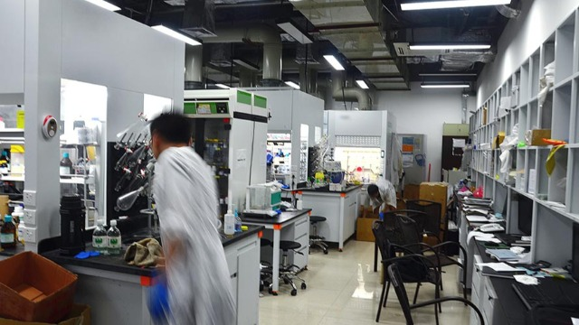 齐齐哈尔市实验室搬家帮助企业迅速复产