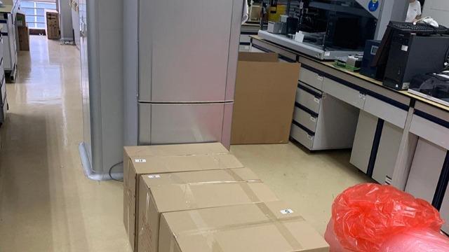 郴州市实验室搬家支持高水平建设工作