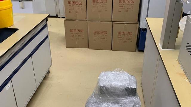 现代农业中的集安仪器设备搬运公司