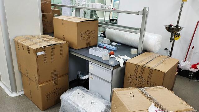 桂林市实验室搬家想简单,就要提前做准备