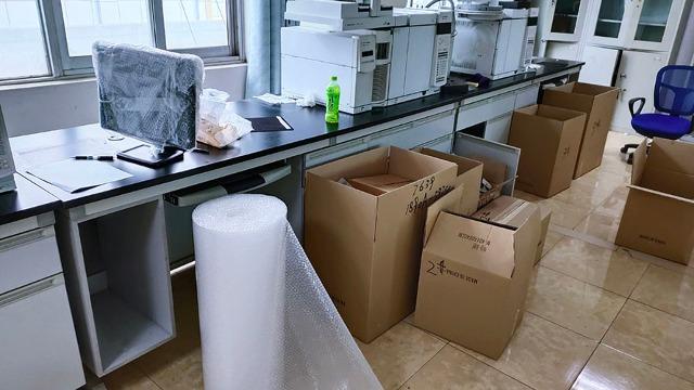 滕州精密仪器设备bob电竞客户端下载公司为文物修复做贡献