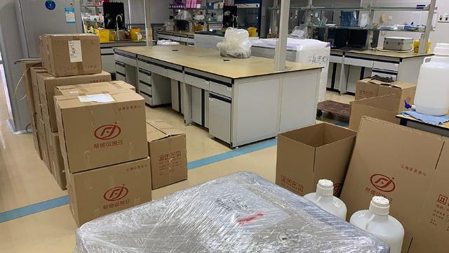舞钢市实验室仪器搬迁公司开启绿色搬迁新模式
