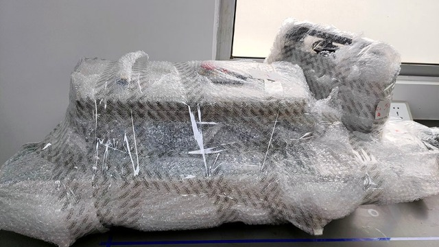 福鼎仪器设备搬运公司认为要发展先修路