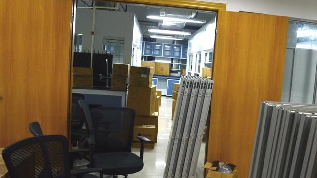 洪湖精密仪器设备bob电竞客户端下载公司助力城市产业发展