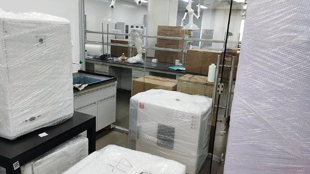 五常市实验室设备搬迁——大米加工之器
