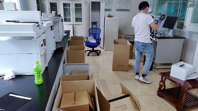 漠河市实验室设备搬迁助力生态建设