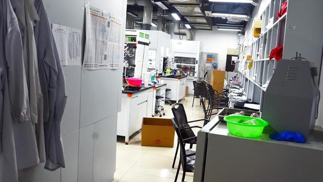 如皋市实验室设备搬迁与现代化发展
