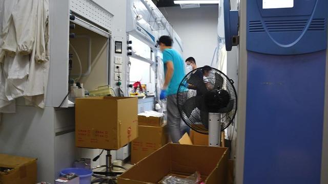 新泰仪器设备搬运公司助力光电科技产业发展
