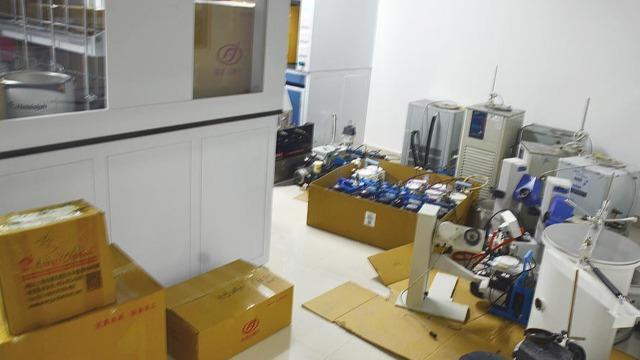 宜兴市实验室设备bob电竞客户端下载浅谈化学实验室的安全事项