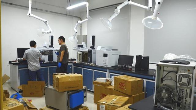 驻马店医疗器械搬迁公司协助市政工程建设
