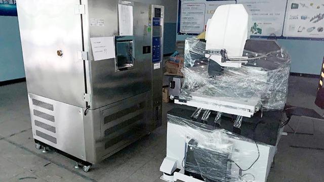明光市实验室设备搬迁助力艾草产业