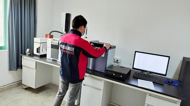 佛山医疗器械搬迁公司提供可靠的搬迁售后