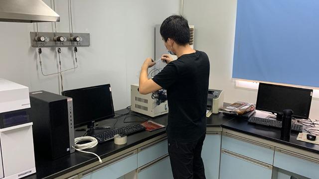 食品检测带动韩城精密仪器设备bob电竞客户端下载公司进步