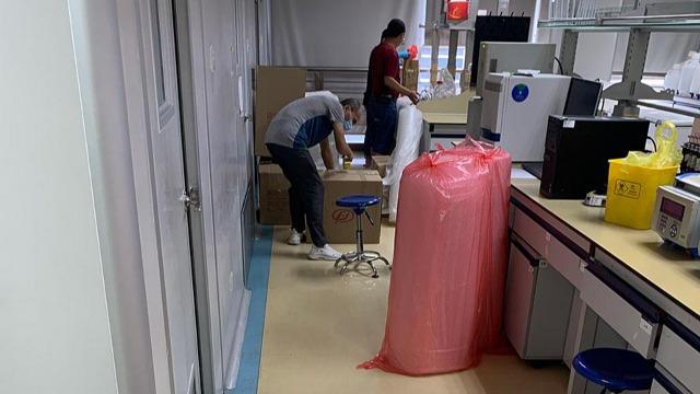 中山医疗器械搬迁公司协助地铁车站设备搬迁
