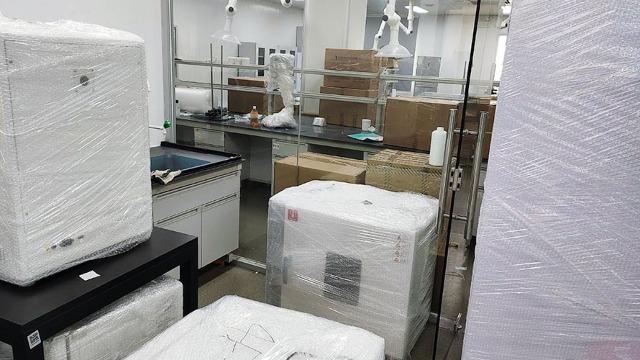泰兴仪器设备搬运公司推动精细化工建设
