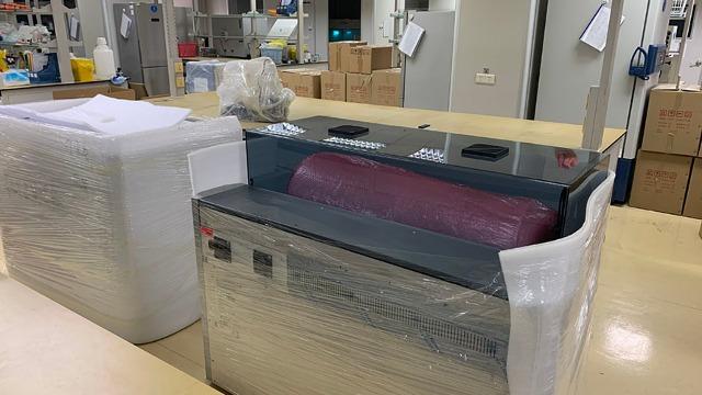 服装产业带动南宫精密仪器设备bob电竞客户端下载公司进步