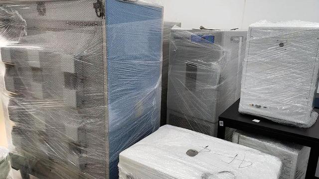 地质灾害研究需要荥阳市实验室设备搬迁